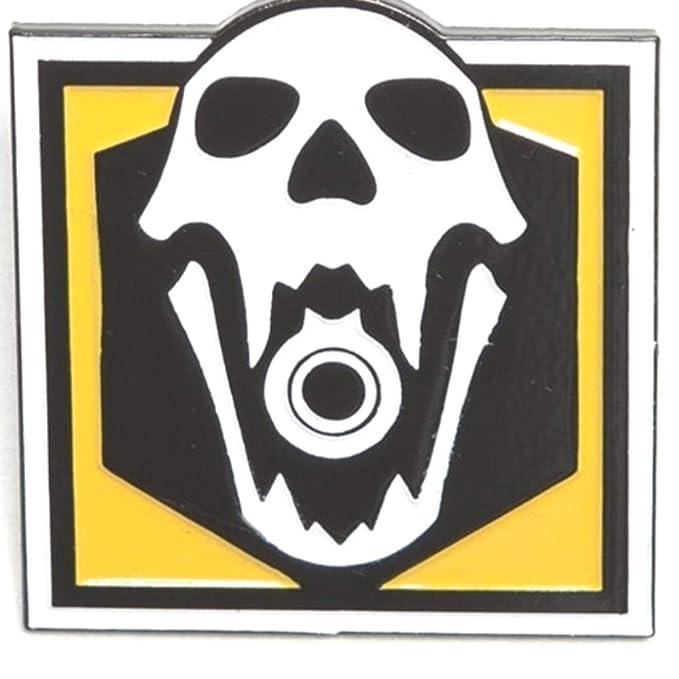 FanFit Gaming Rainbow Six Siege Blackbeard Enamel Pin