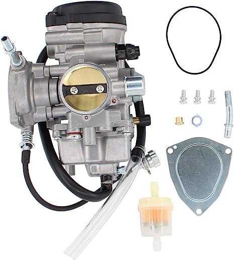 Carburetor Fits Yamaha YFM 400 Big Bear 2007 2008 2009 2010 2011 2012 Carb 2x4