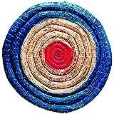 Arrowforge - Strohzielscheibe, Durchmesser 65 cm, 6 cm dick