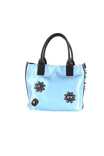 Light blue Canesca bag Pinko KV7eMzlSc