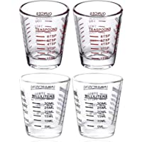 Great Set of 2 Singer Sewing 1 1//2 oz Shot Glasses