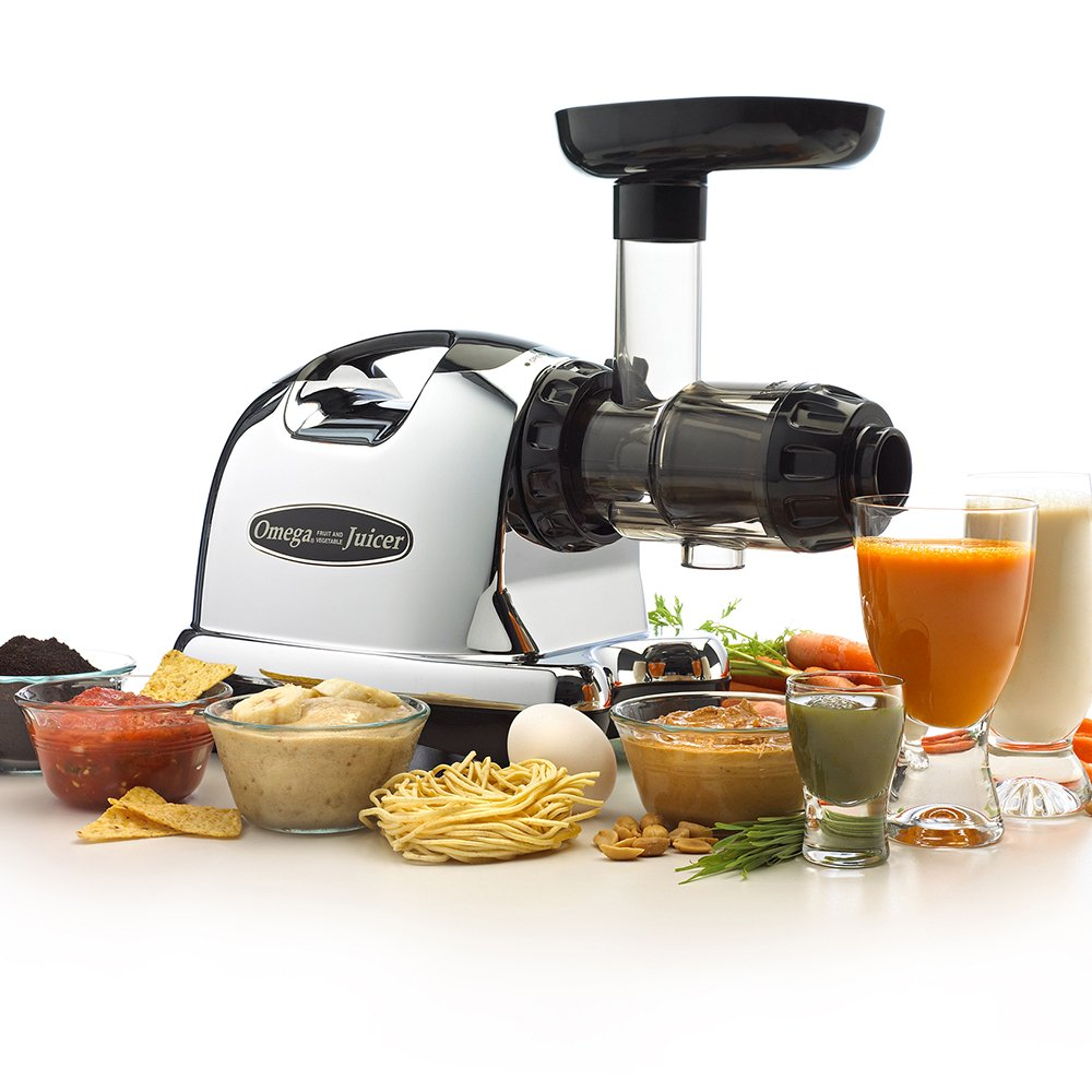 Omega J8006 - best commercial cold press juicer