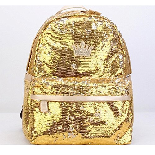 Embroidered Paillette Sequined Backpacks Christmas
