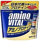 アミノバイタル アミノプロテイン バニラ味30本入パウチ