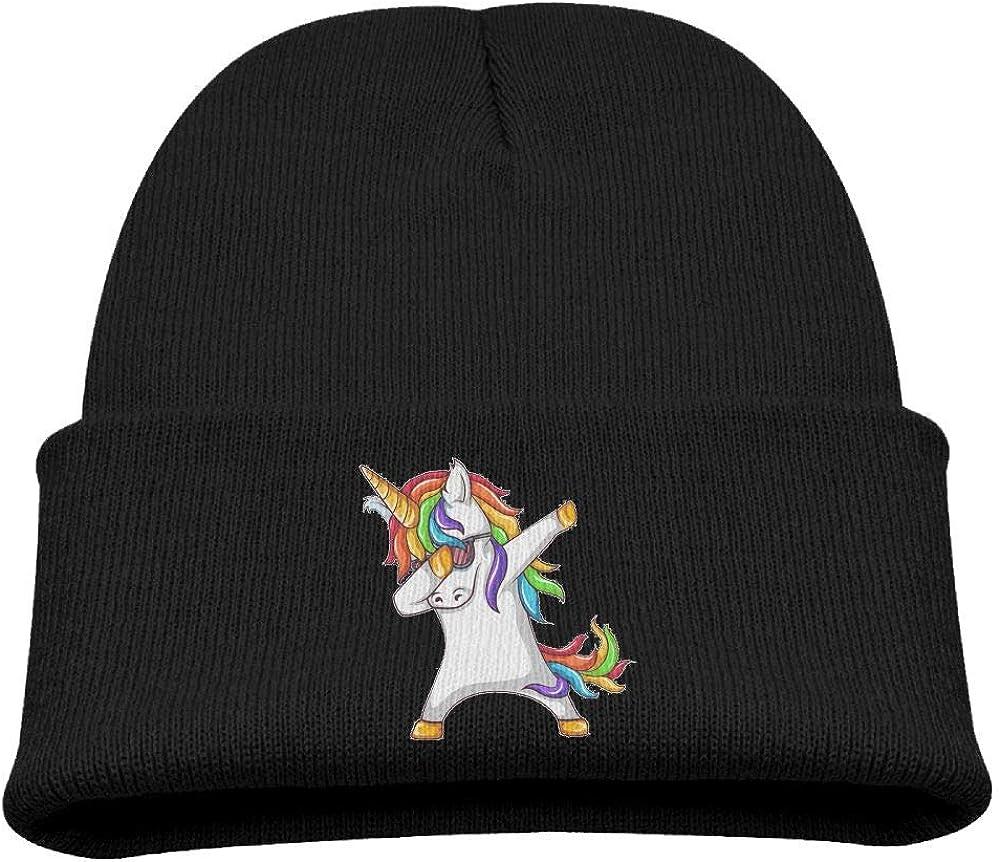Banana King Dabbing Unicorn Baby Beanie Hat Toddler Winter Warm Knit Woolen Cap for Boys//Girls