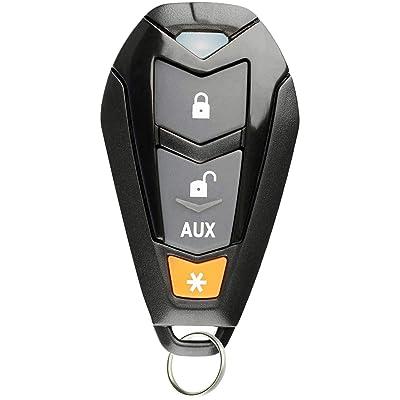 KeylessOption Keyless Entry Remote Starter Car Key Fob Alarm for Aftermarket Viper EZSDEI7141 474V: Automotive