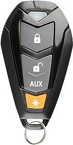 KeylessOption Keyless Entry Remote Starter Car Key Fob Alarm for Aftermarket Viper EZSDEI7141 474V