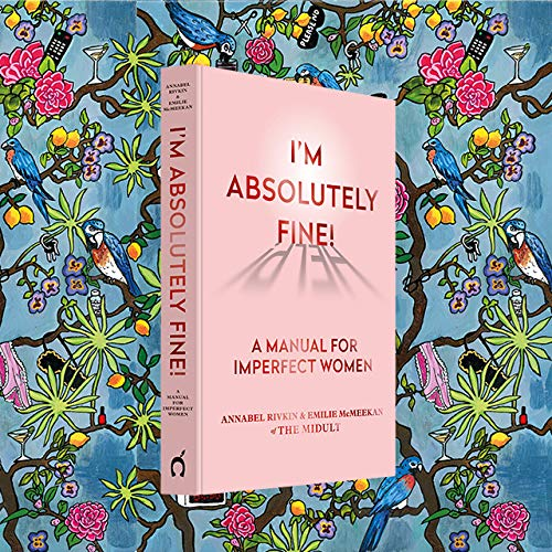 Image result for Annabel Rivkin 'I'm Absolutely Fine: A Manual For Imperfect Women