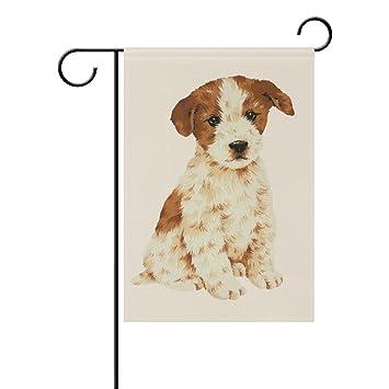 Mi Diario Cute perro de mascota decorativos doble cara ...