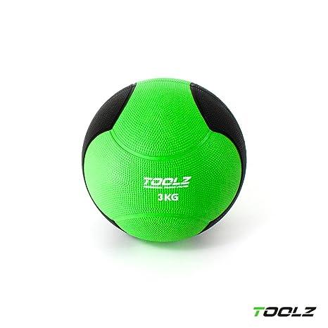 TOOLZ - Balón Medicinal 3 kg: Amazon.es: Deportes y aire libre