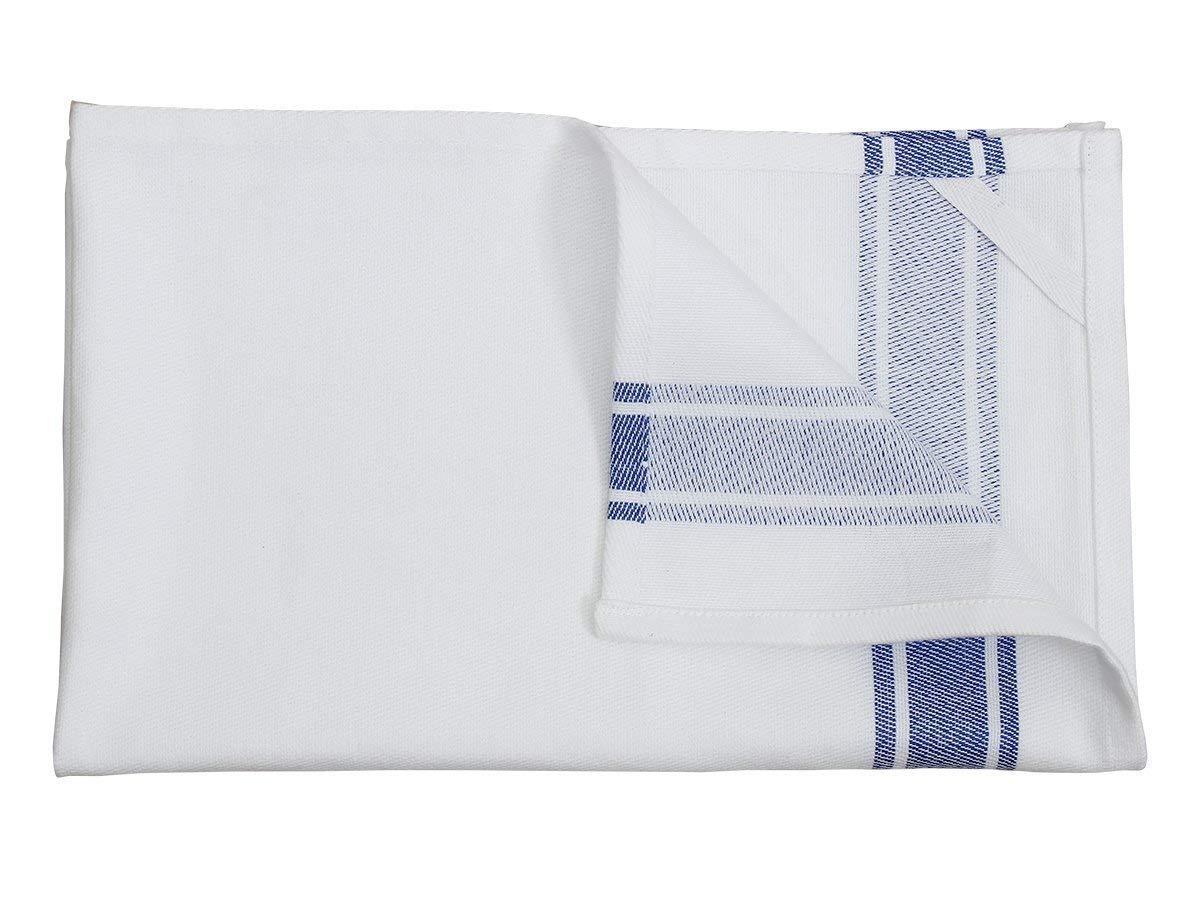blu Cucina Sala Accessori Home Decor/… Cucina asciugamano Set di 4 rosso Store Indya