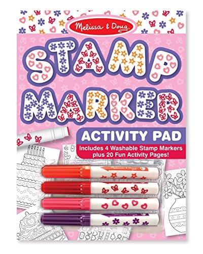 Melissa Doug Stamp Marker Activity
