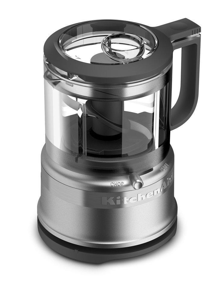 KitchenAid 3.5 Cup Chopper Cocoa Silver - Refurbished