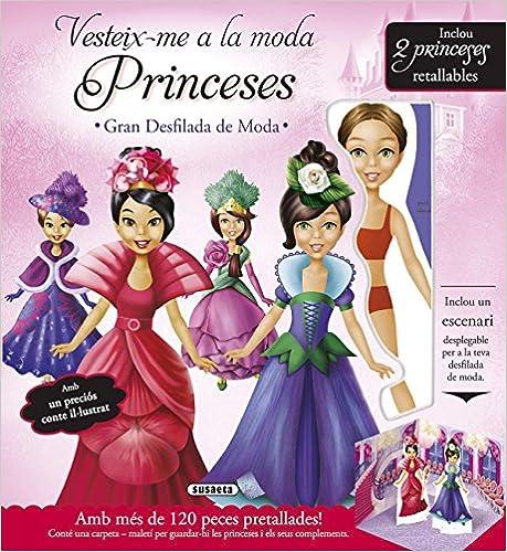Descargar libros gratis en tableta Android Vesteix-me a la moda-Princeses 8467748060 en español PDF CHM