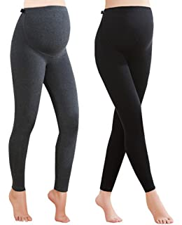 07e7398e5534a RUMOR HAS IT Maternity Over The Belly Super Soft Support Leggings at ...