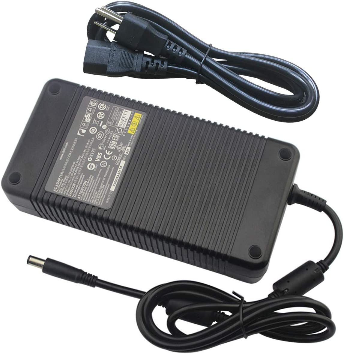 Genuine 19.5V 10.8A AC Adapter for Dell Precision M6400,M6500,Alienware M17XR2,M17X,D846D,M7820,DA210PE1-00,PA-7E,y044m,0Y044M Power Supply Charger Adaptor 210W
