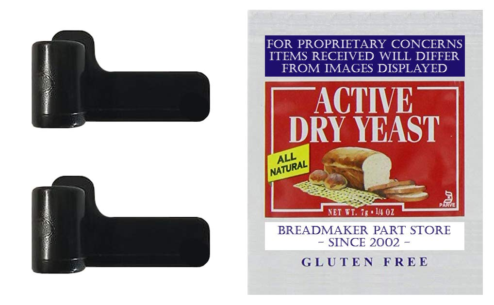 West Bend Bread Maker Machine Knead Bar Paddle 41090 41090R 41090Z 41091 41091R