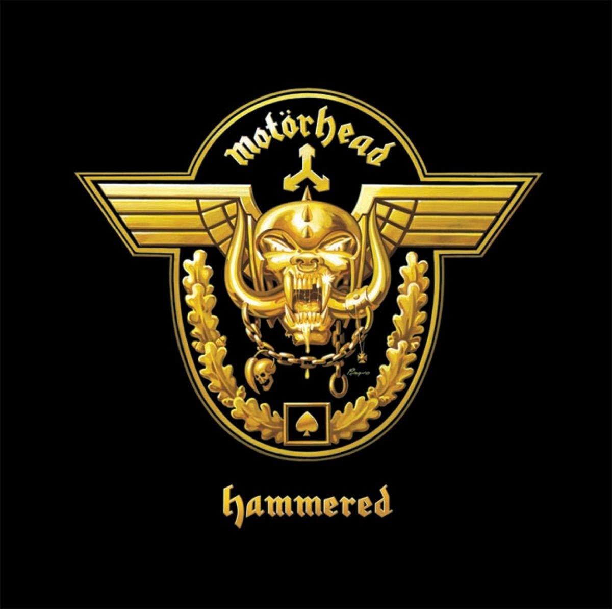 Hammered [Vinyl]
