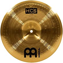 "Meinl Cymbals HCS12CH 12"" HCS Brass China Cymbal for Drum Set (VIDEO)"