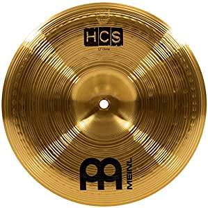 meinl 12 china cymbal hcs traditional finish brass for drum set made in germany. Black Bedroom Furniture Sets. Home Design Ideas