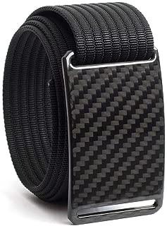 product image for GRIP6 Carbon Fiber Belt- Nickel Free Belt For Men & Women