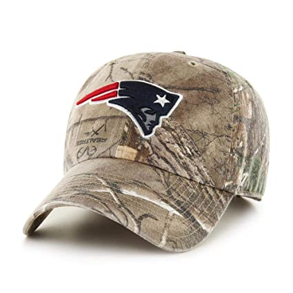 831980d502c Image Unavailable. Image not available for. Color   47 Brand. NFL New  England Patriots Realtree Clean Up ...