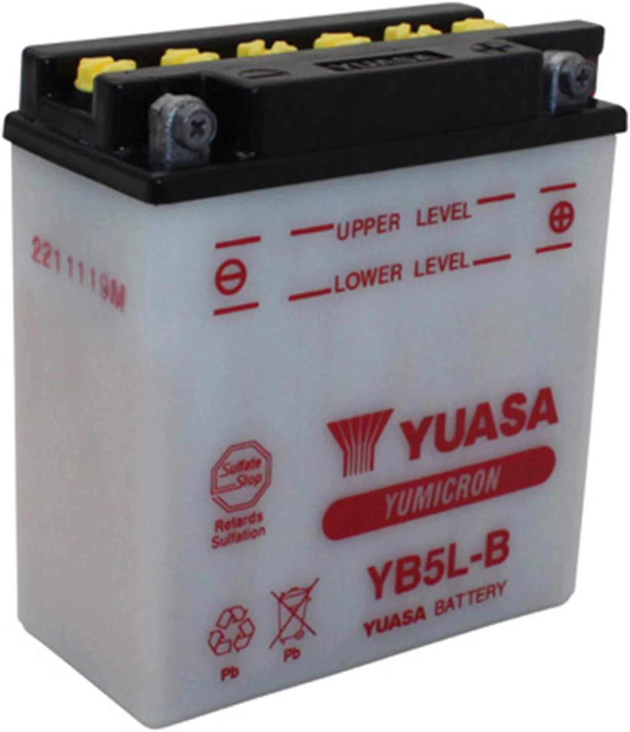 Yuasa Batterie Yb5l B Offen Ohne Saeure Auto