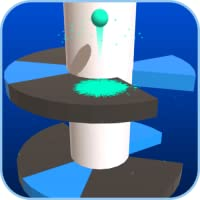 Helix Jump Game Pro - Ball Bouncing - Ball Jumping