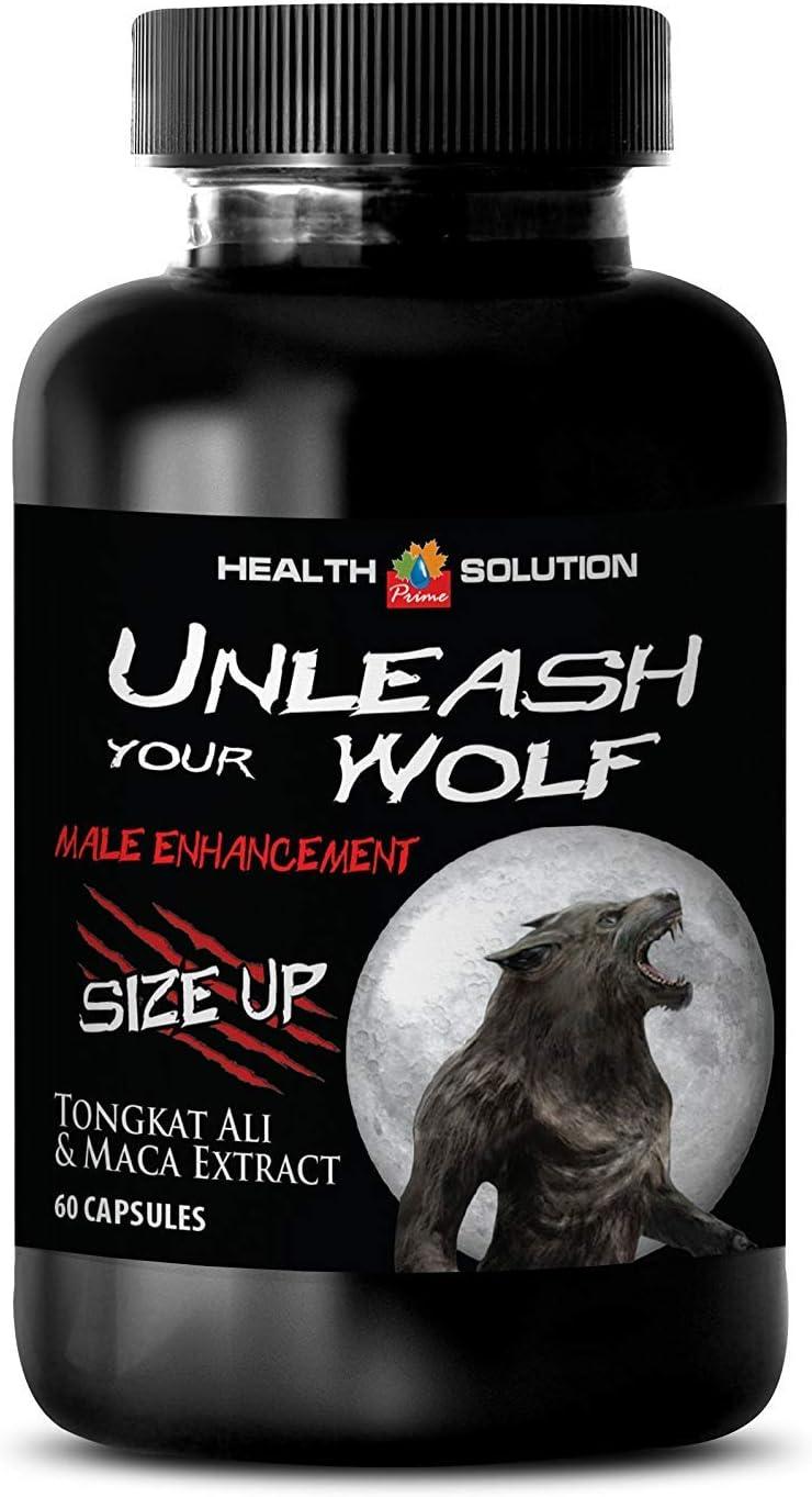 Men enhancement pills sex - UNLEASH YOUR WOLF by Health Solution Prime