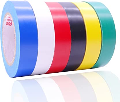 Heat-resistant Wiring Harness Tape Cloth Fabric Tape Adhesive Cable Protector QK