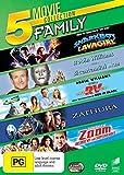 Sharkboy and Lavagirl / The Bicentennial Man / Zathura / Zoom | 3 Discs | NON-USA Format | PAL | Region 4 Import - Australia