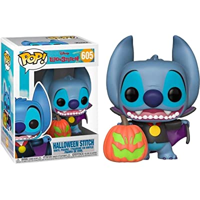 Funko Pop Stitch Halloween Exclusive: Toys & Games