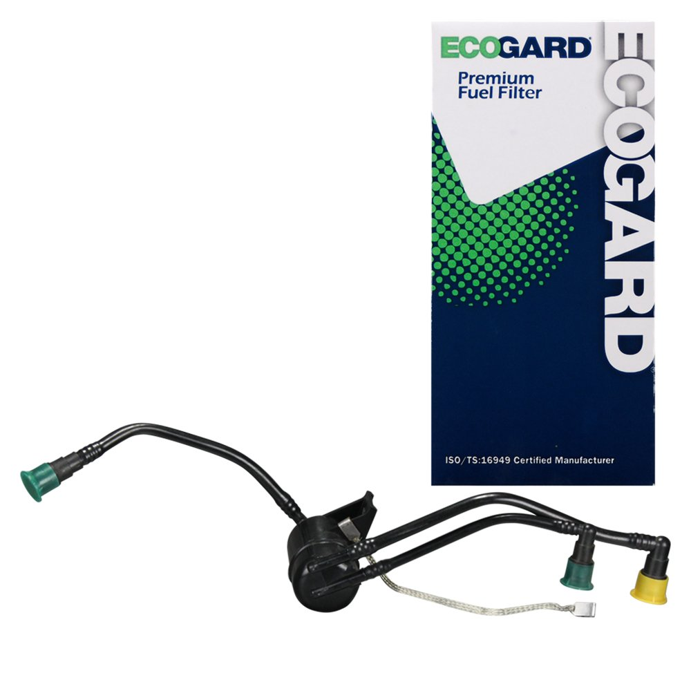 30off Ecogard Xf10195 Engine Fuel Filter Premium Replacement Fits Jeep Liberty