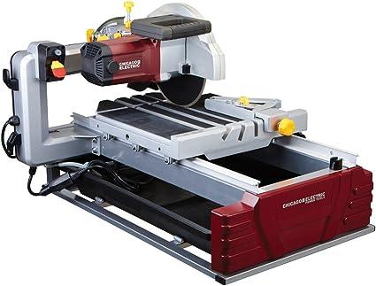 Chicago Pneumatics 2.5 Horsepower 10″ Industrial Tile/Brick Saw