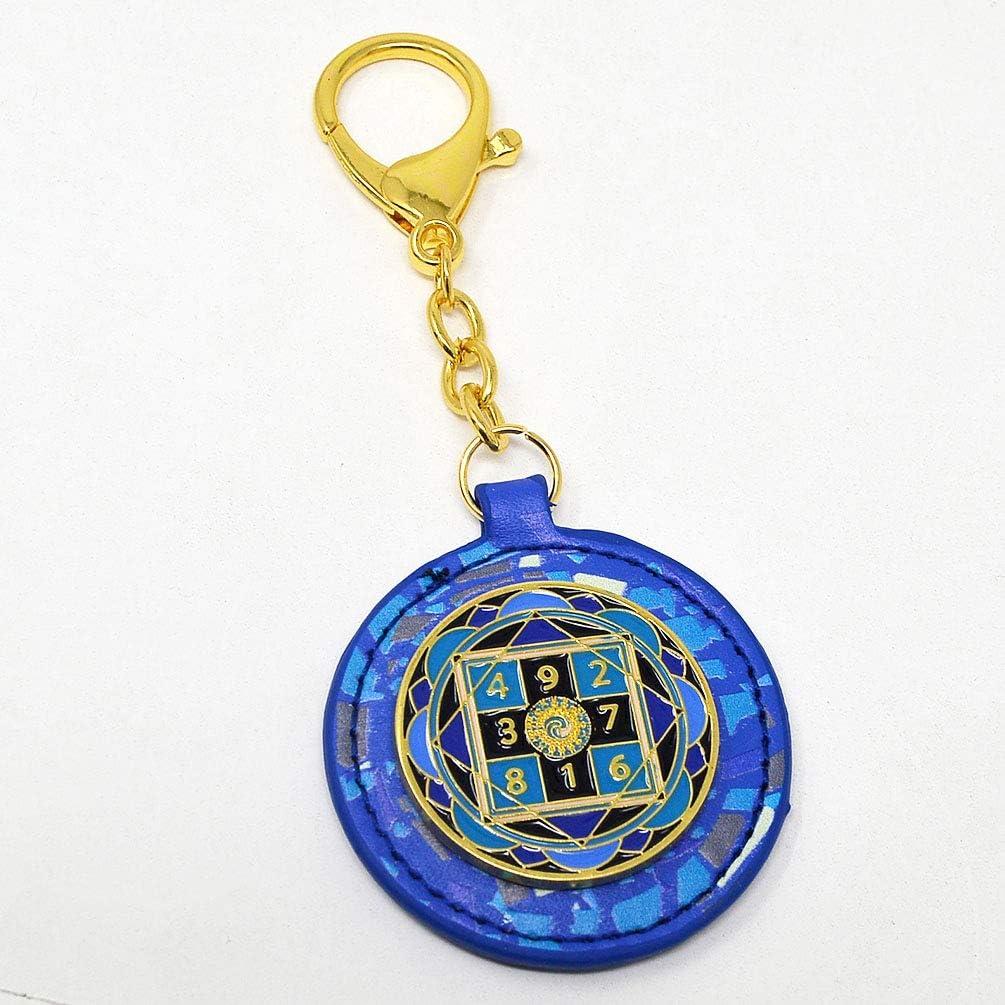 juanxian W4209 Porte-cl/és amulette Feng Shui Sum-ofdix