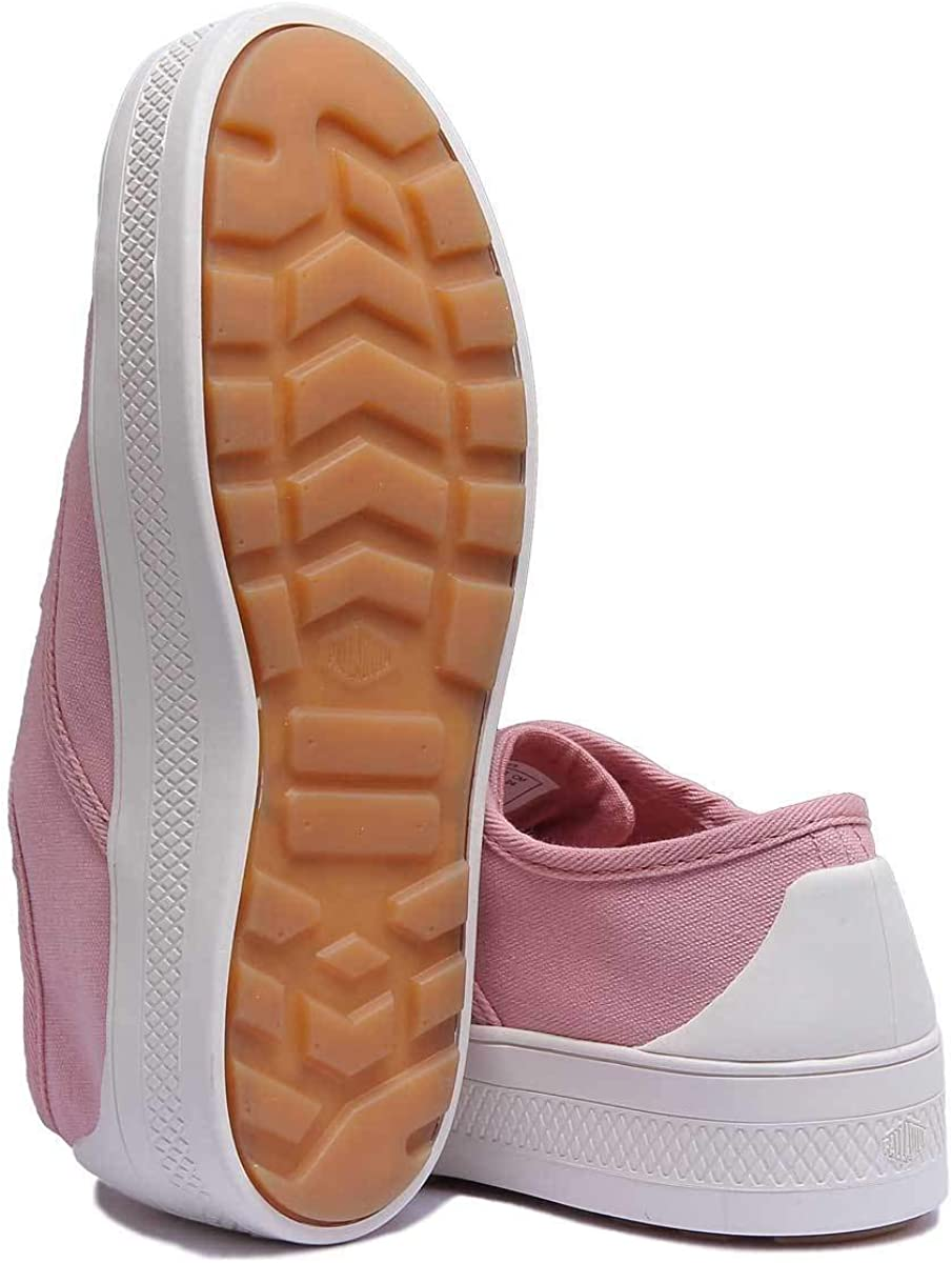 Palladium Sub Trainers in Rose Gold Rose Gold-a342