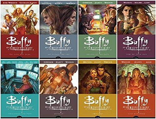 Buffy the Vampire Slayer - Season 8 - Complete Set of 8 Volumes (Buffy The Vampire Slayer The Long Way Home)