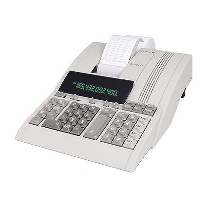 Olympia 945846002 CPD 5212 Calculadora para sobremesa, impresor bicolor