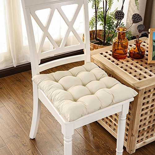 Chair cushion,Office chair cushion floor cushion dining chair cushion-E 40x40cm(16x16inch) (30 Pad Cushion X 40)