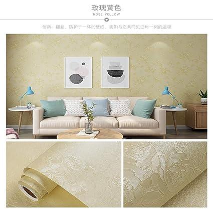 Papier peint auto-adhésif chambre imperméable à l\'eau ...