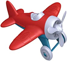 Green Toys 飛機玩具, 隻, 紅色