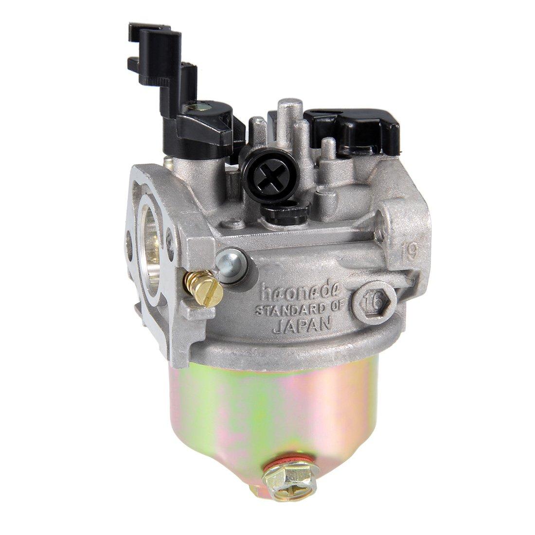 sourcingmap Carburatore con guarnizioni per Honda HR194 HR195 HR214 Autorit/à registrazione integrit/à214 HR215 HRC216