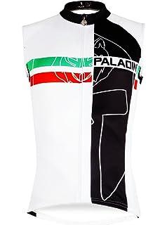 Amazon.com   Sleeveless Cycling Jersey Aogda Men Bicycle Bike Shirts ... 4f43410e7
