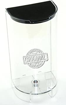 Bidón, recipiente, depósito agua original Krups para máquina de Caffe Nespresso Inissia XN10: Amazon.es: Hogar