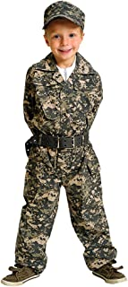 Aeromax Jr. Camouflage Suit with Cap Size 18 Months  sc 1 st  Amazon.com & Amazon.com: Rothco Kids Camouflage Soldier Costume: Sports u0026 Outdoors