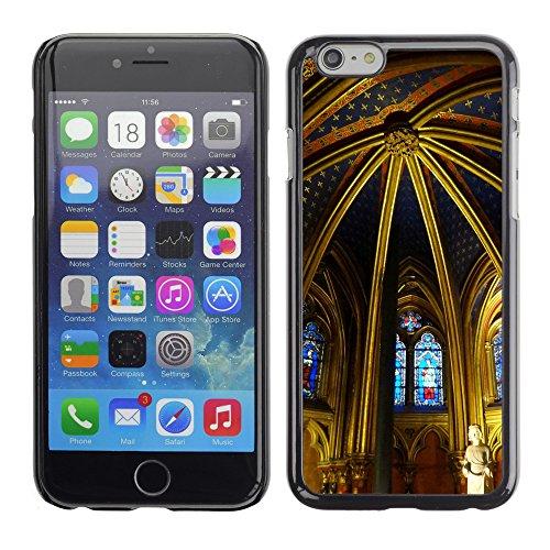 """Premio Sottile Slim Cassa Custodia Case Cover Shell // F00005959 La Sainte Chapelle // Apple iPhone 6 6S 6G 4.7"""""""