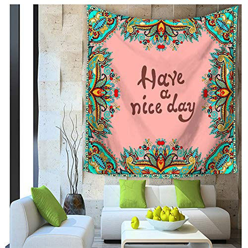 Eanpet Tapestry Wall Hanging Mandala Hippie Tapestry Throw