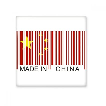 Remarkable Made In China Bar Code National Flag Stars Red Yellow Download Free Architecture Designs Scobabritishbridgeorg