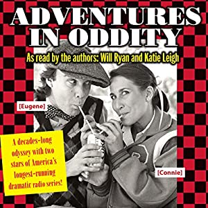 Adventures in Oddity Audiobook