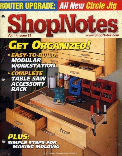 ShopNotes, September/October 2005, Volume 14, Number 83